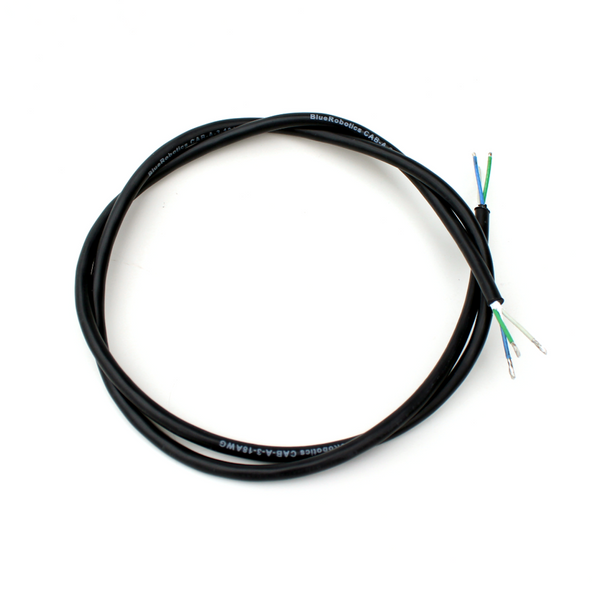 Thruster Kabel (3 conductors, 18 AWG)